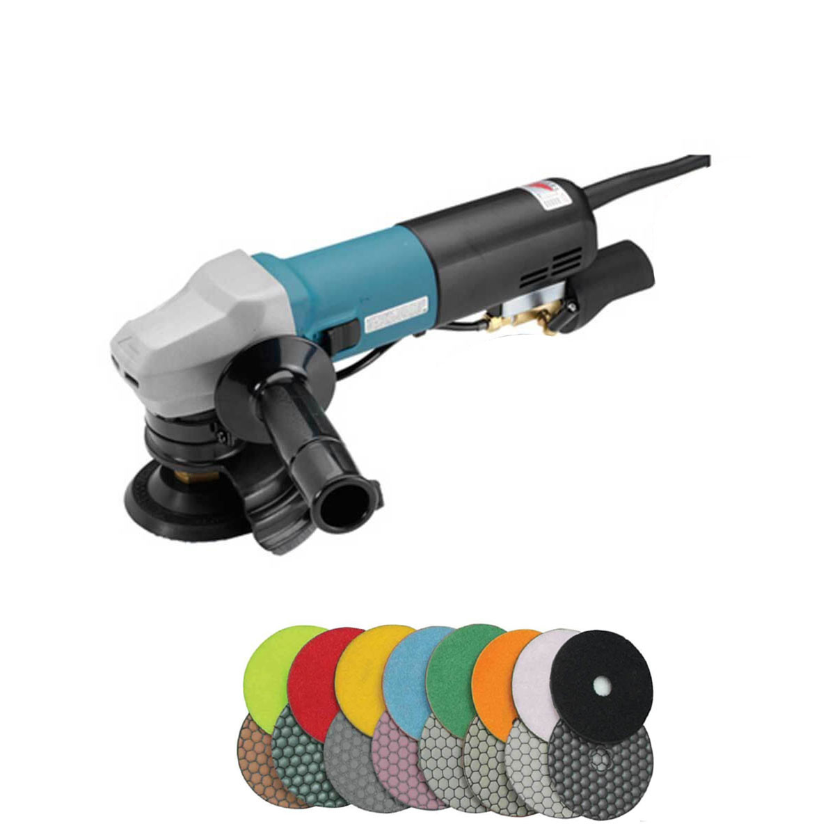 Makita Variable Speed Wet Polisher Contractors Direct
