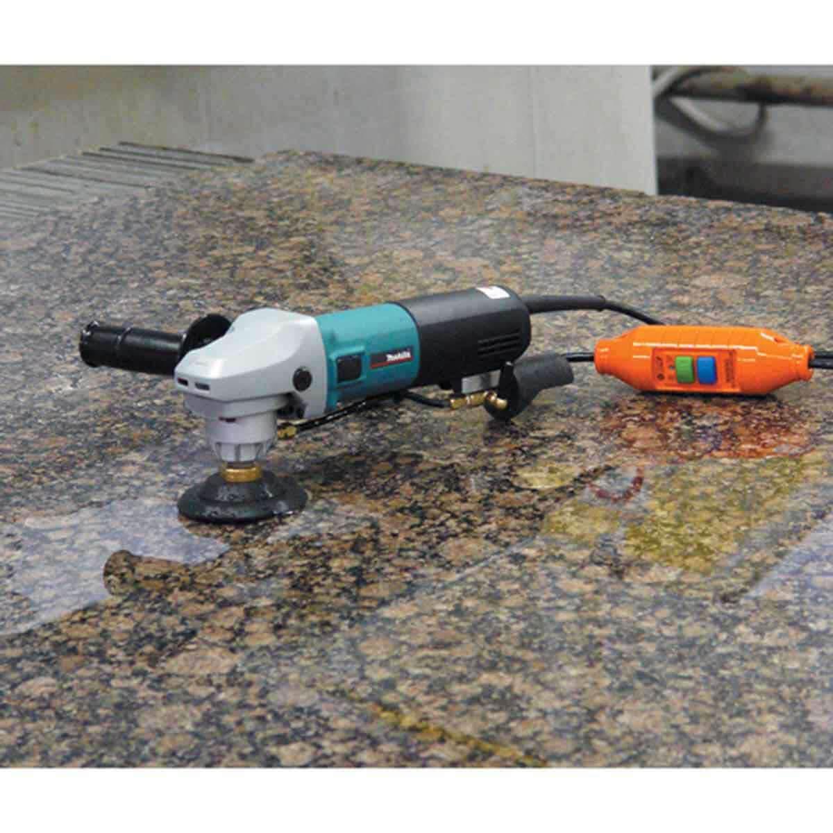 Makita Variable Speed Polisher Kit