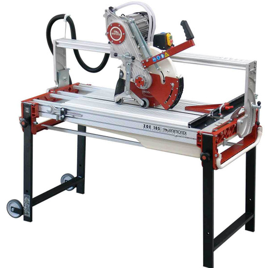 Raimondi Zipper Advanced 105 Rail Saw