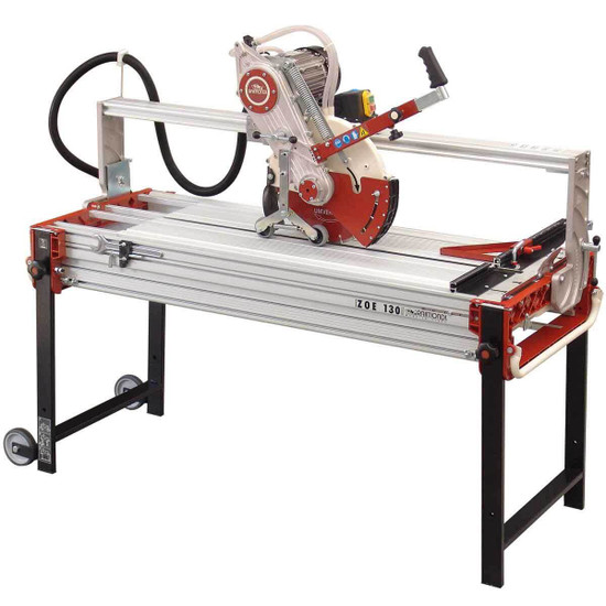 Raimondi Zipper Advanced 130 Rail Saw