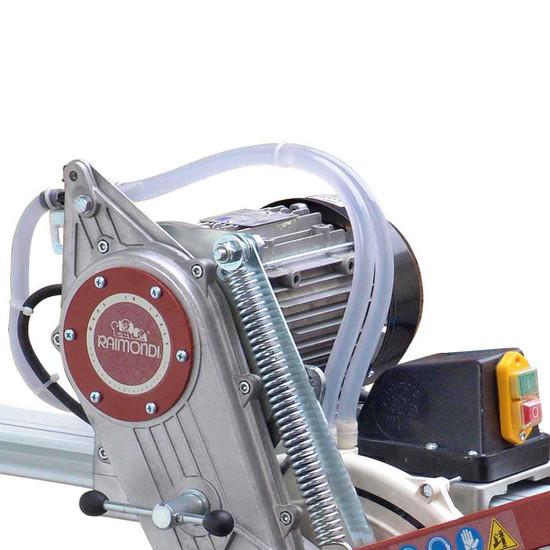 Raimondi Zipper Advanced Rail Saw motor