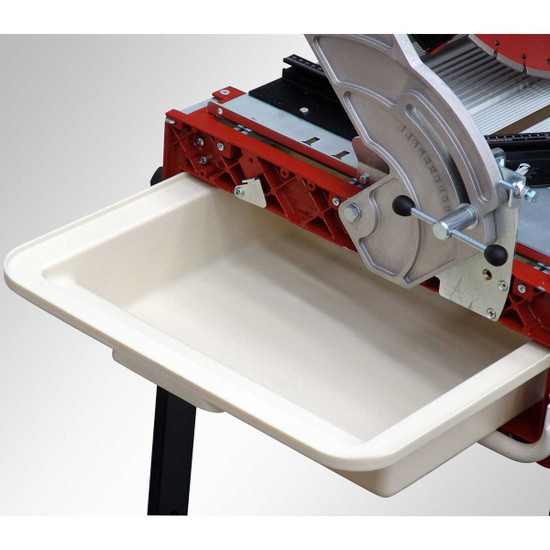 Raimondi Zipper Advanced Rail Saw water tray