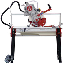 Raimondi Zipper Advanced 85 Rail Saw side view