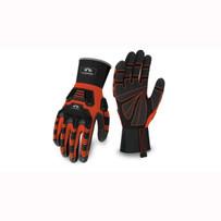GL801 Pyramex Ultra Impact Heavy Duty Gloves