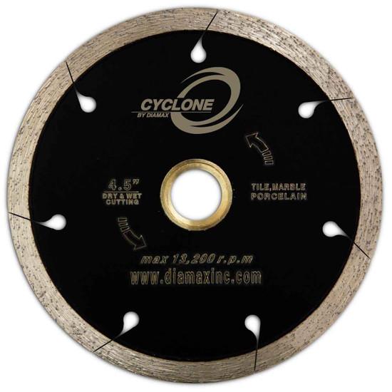 Diamax Cyclone Continuous Rim Blade