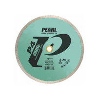 adm1460pt pearl wet porcelain tile blade 14 in.