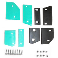 1107618 Imer Mortarman 120 replacement rubber paddle kit. includes hardware