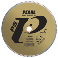 pearl sh dry cutting diamond tile blade