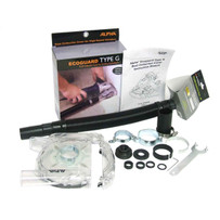 ECOGKIT Alpha Tools Eco-Guard G-Connector Hose Kit