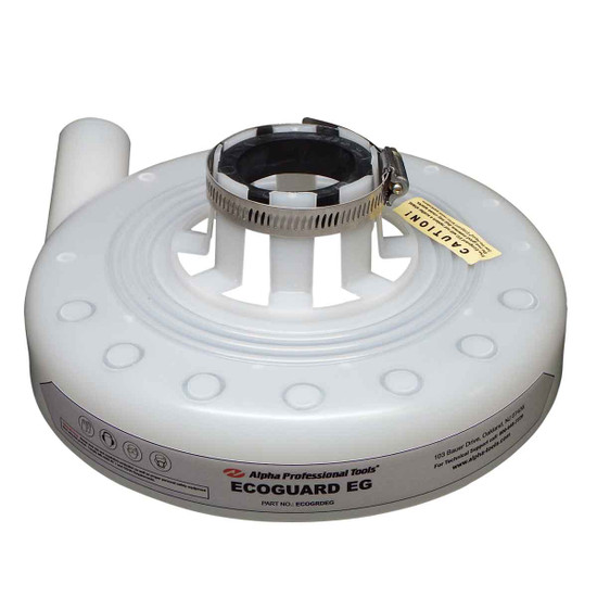 Alpha Tools Ecoguard Type EG for Large Angle Grinders