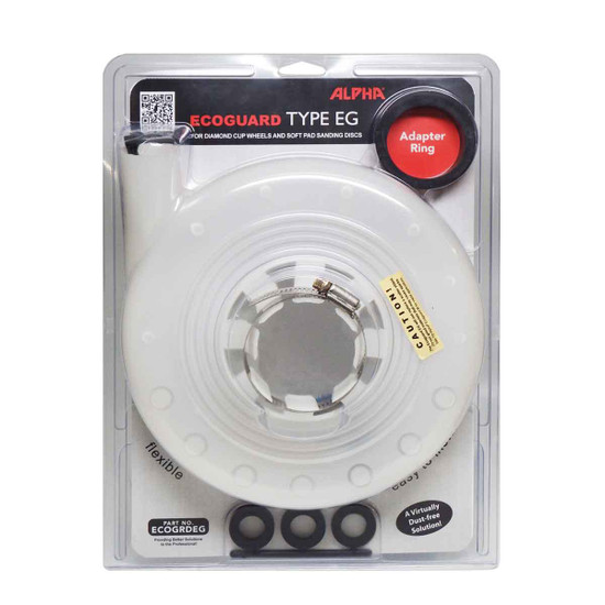Alpha Tools Ecoguard Type EG in Package