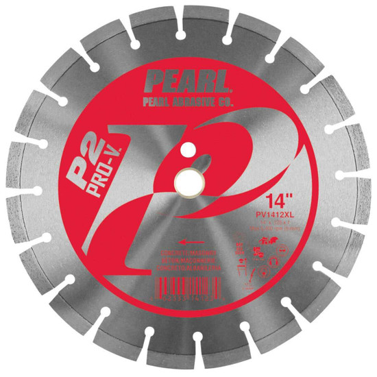 Pearl Concrete Diamond Blade