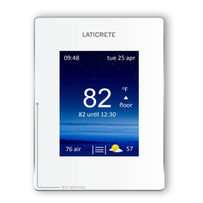 Laticrete Non WIFI Strata Heat Thermostat