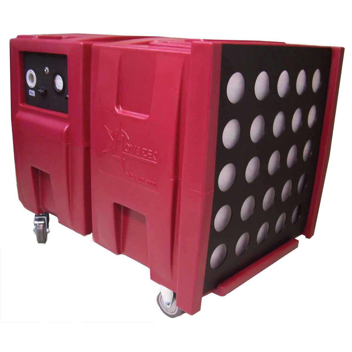 novatek negative air machine