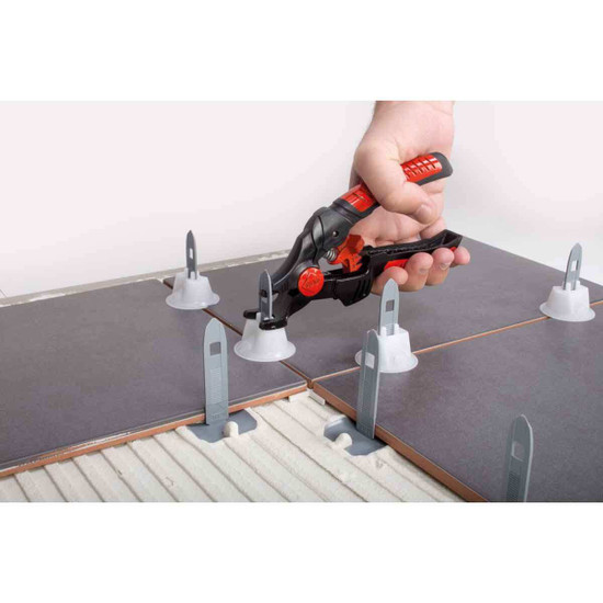 Rubi Tile Level Quick Straps pliers floor tile leveling