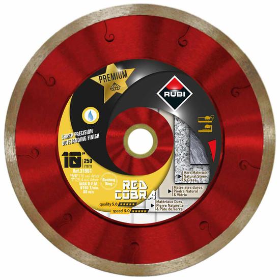 31961 Rubi Red Cobra 10 inch