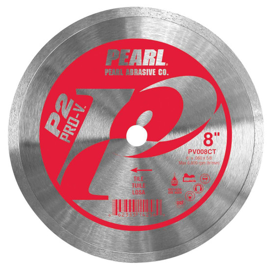 PV007CT pearl prov wet cutting blade