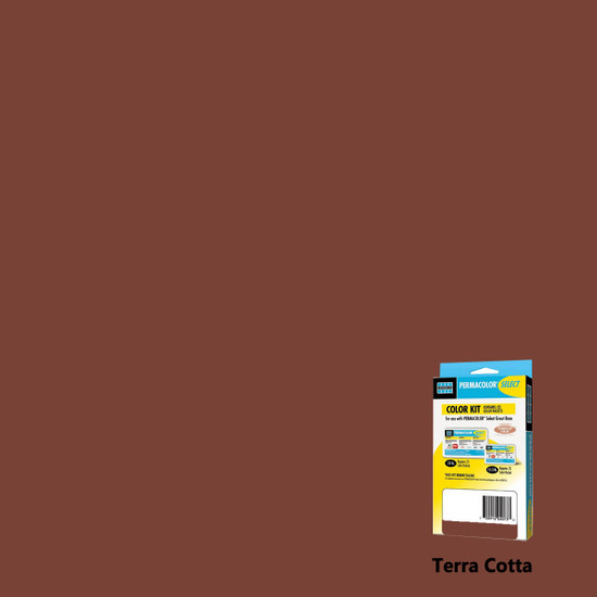 Laticrete PERMACOLOR Select Pigment - Terra Cotta