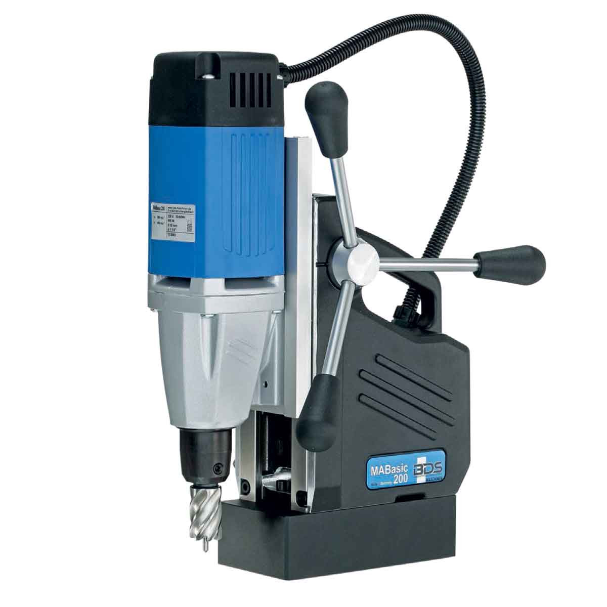 CS Unitec MABasic200 Portable Electric Magnetic Drill