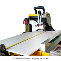 Rodkat Wet Tile Saw Rip Table Extension