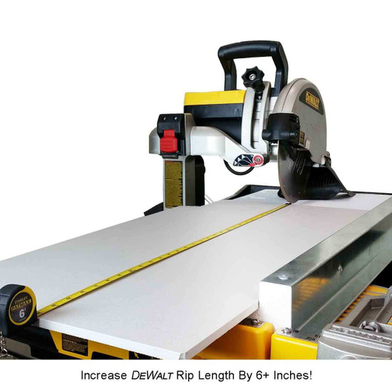 Rodkat Extension Dewalt Tile Saw