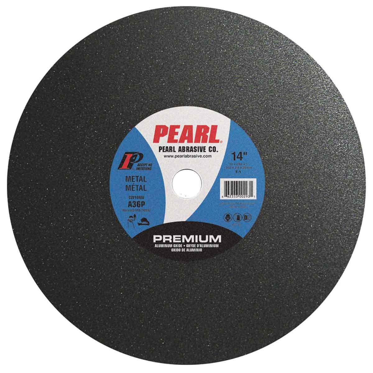 Pearl Abrasive cut off wheels