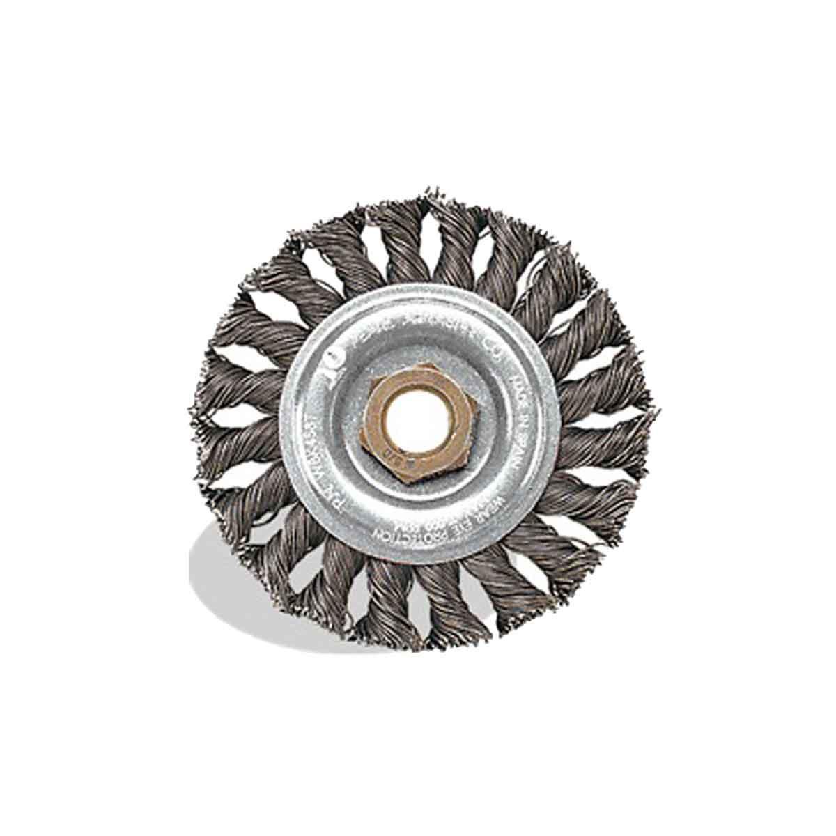 Pearl Abrasive Wire Knot wheel