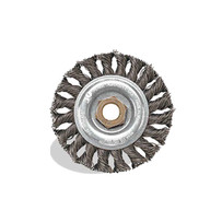 Pearl Abrasive Wire Knot wheel