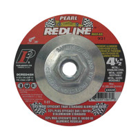 Pearl Abrasive 4-1/2 inch Redline Max Depressed Center Wheel