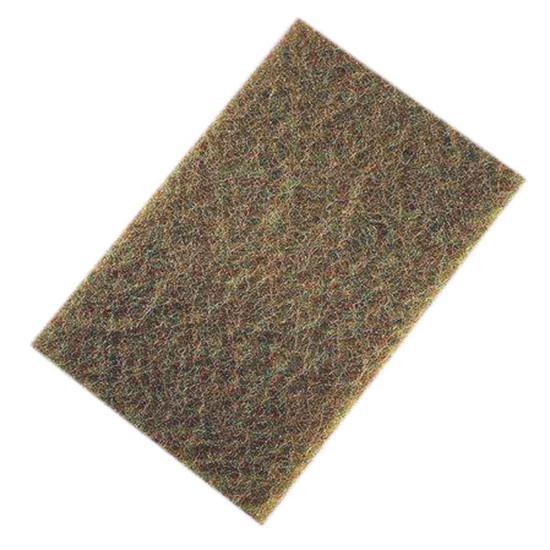 Pearl Abrasive Tan Coarse Ultra Prep Non-Woven Hand Pad