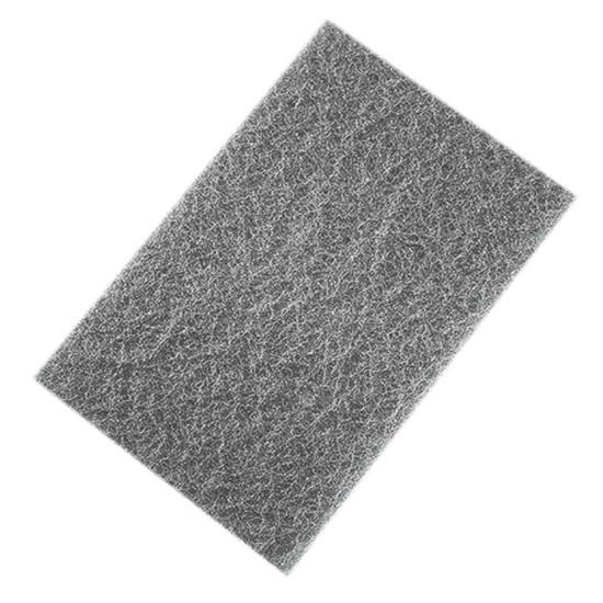 Pearl Abrasive Grey Ultra Fine Ultra Prep Non-Woven Hand Pad