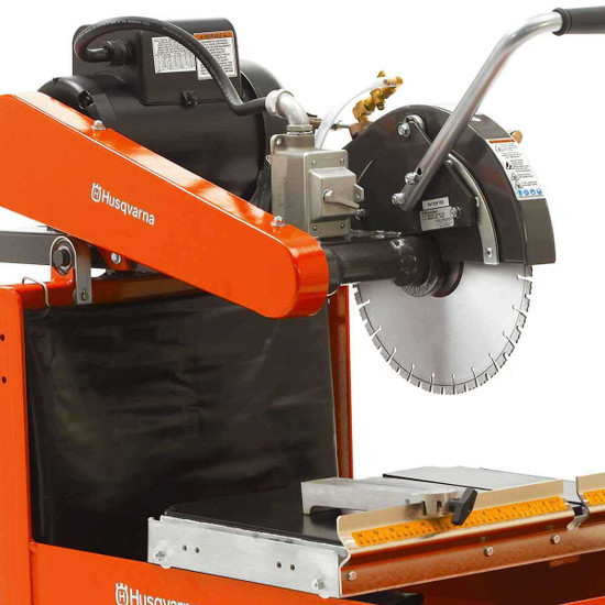 Husqvarna MS 610 Guardmatic 14 inch Masonry Saw