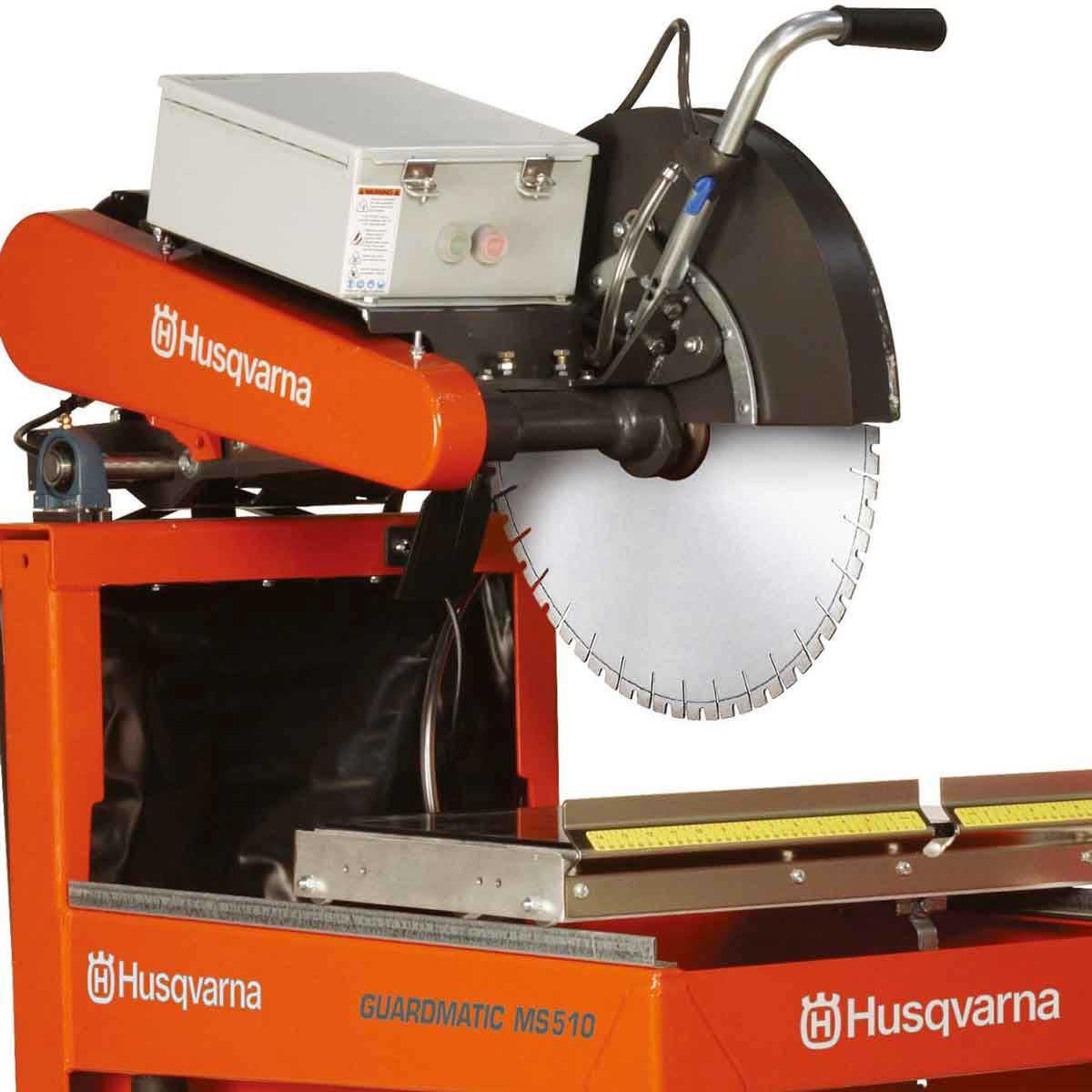 husqvarna electric block saw