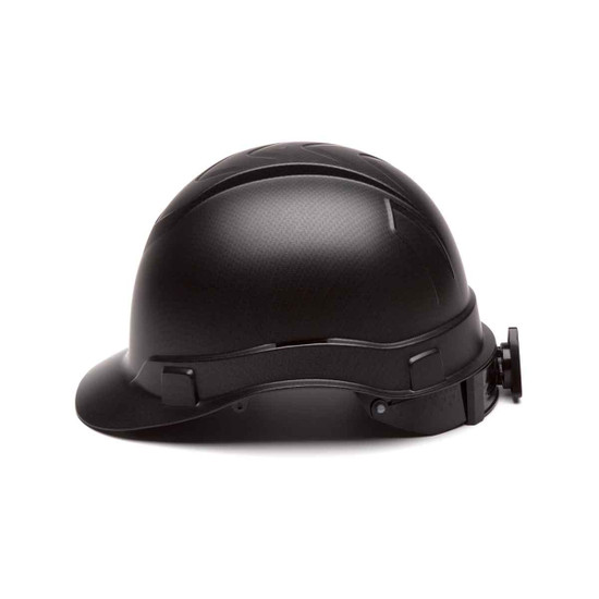 Pyramex Ridgeline Construction Site Hard Hat
