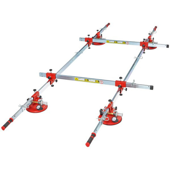 Montolit SuperStick Handling System for Large Format Tiles move tile slab