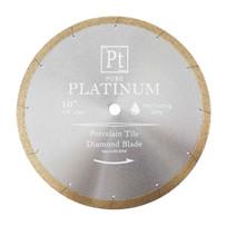 Pure Platinum Porcelain Blade