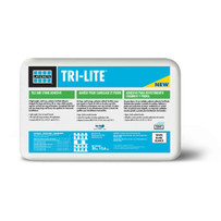Laticrete TRI-LITE thin set pallet