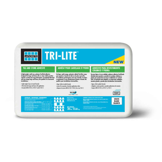 Laticrete TRI-LITE High Performance