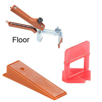 RLS 1/8 in. Red Spacer Tile Leveling System Contractor Kit