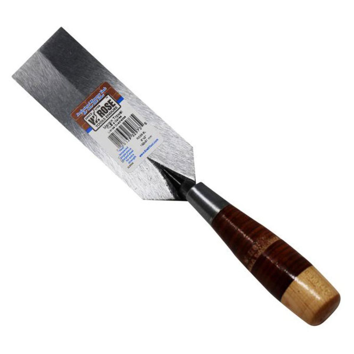 W.Rose RO58-6L Margin Trowel