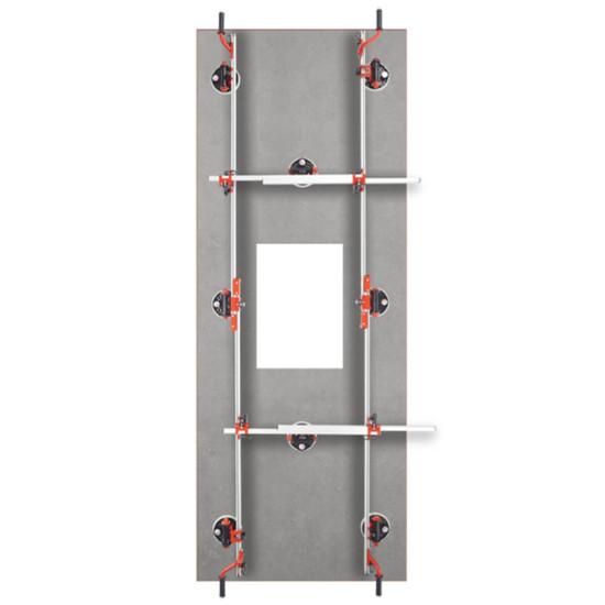Raimondi EASY-MOVE large thin panel tile transport system