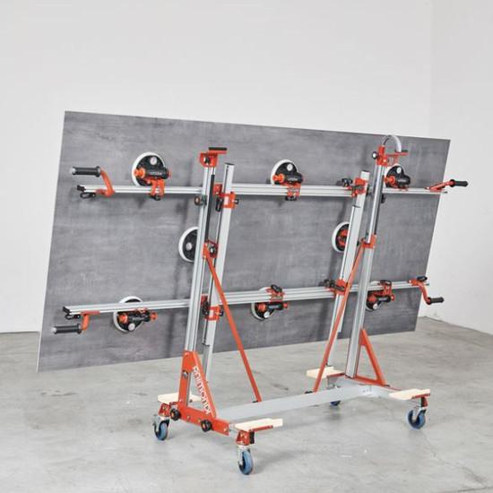 Raimondi Cart carrying LFT