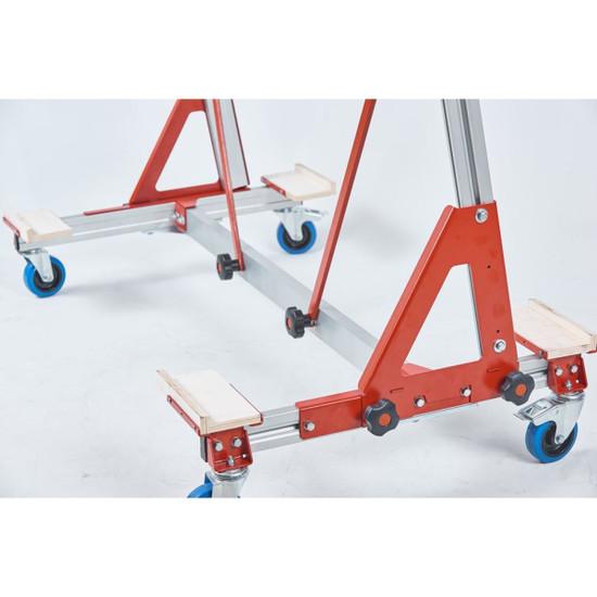 Raimondi LFT Cart caster wheels