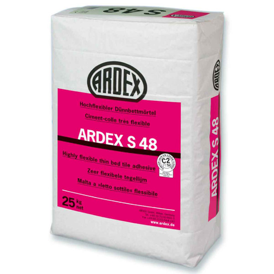 Ardex S48 Rapid-Set Thinset Mortar