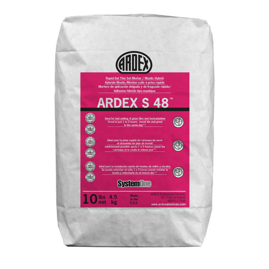 Ardex S48 Rapid-Set Thinset Mortar