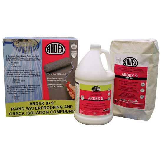 Ardex Waterproofing Crack Isolation