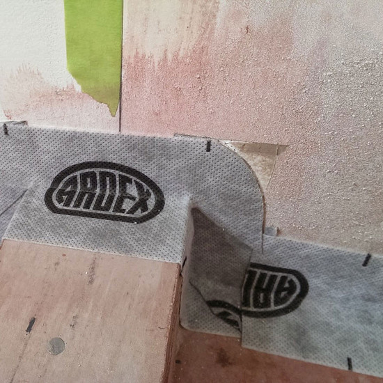 Ardex Waterproof Seam Tape Corner