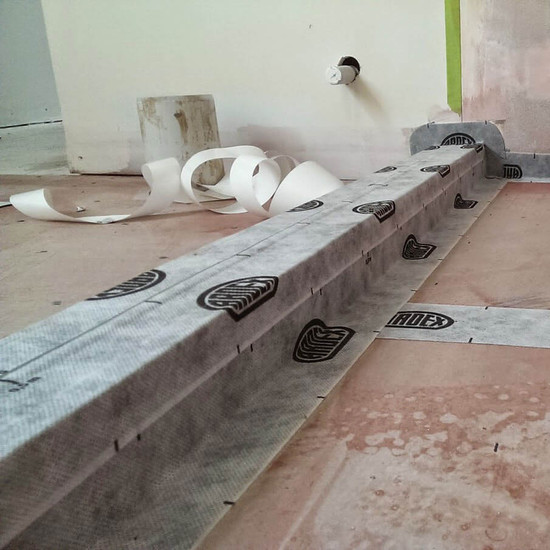 Ardex Waterproof Curb Seam Tape