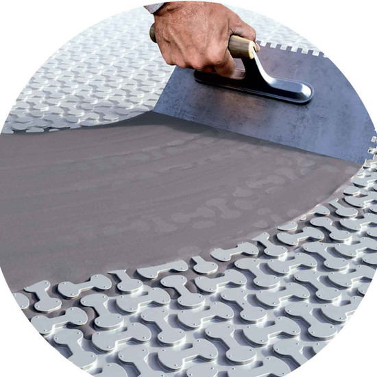 Ardex Membrane Thinset Skimcoat