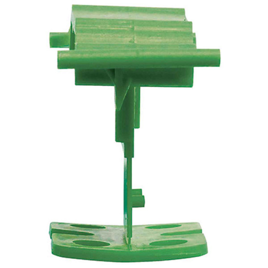 Tuscan Truspace 1/8 in Green Seam Clips